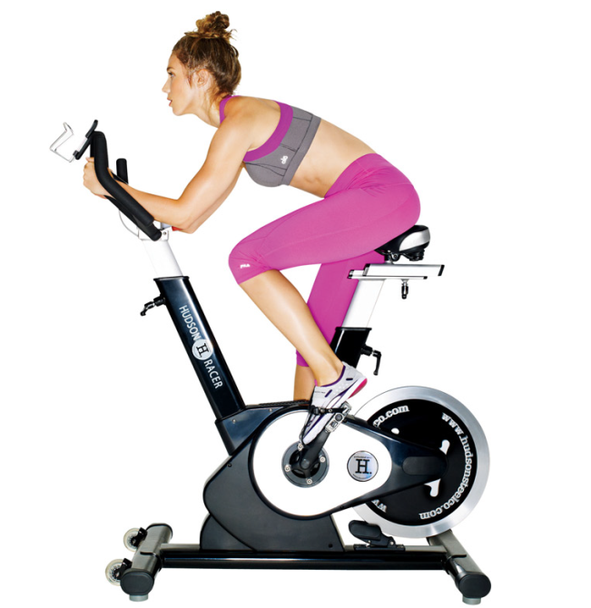 Cross Training With Spinning for Swimming