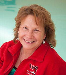 Swim Instructor Jen Huntington