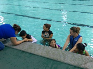 Helping Provide Free Swim Lessons For Kids in Inglewood