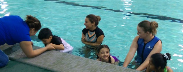 Swim Lessons For Kids in Inglewood