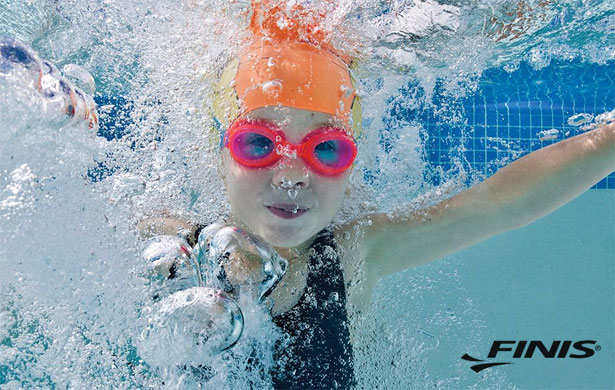 One With The Water Receives Special Donation From FINIS for Swim Lessons for Kids