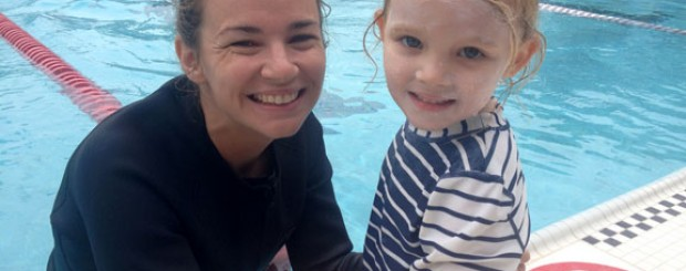 Swim Lessons with Natalie
