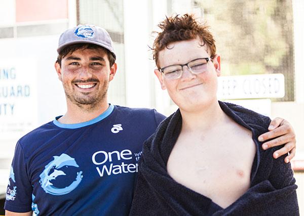 Free Swim Lessons - Learn2Swim Week October 2