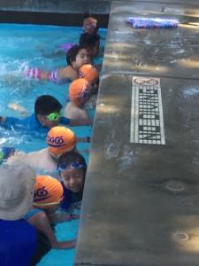Generous Donations Help Kids Learn to Swim