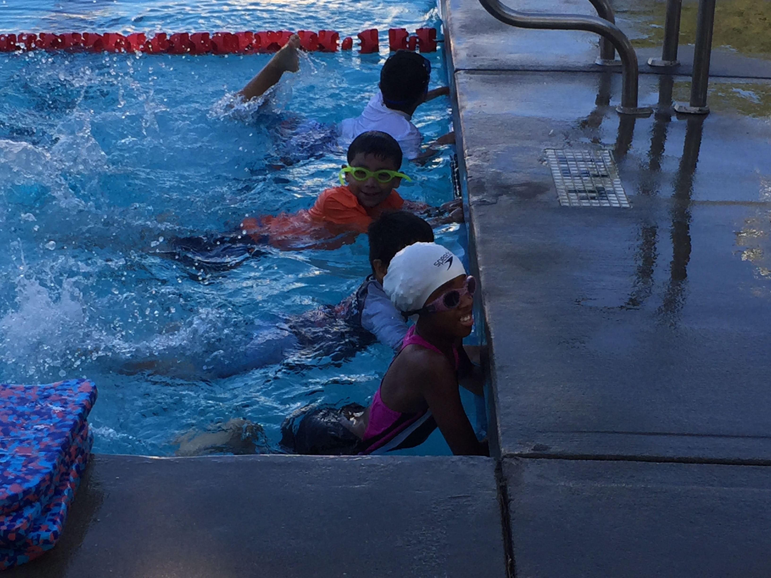 Autism Speaks Helping Kids Learn to Swim with Grants - YouTube