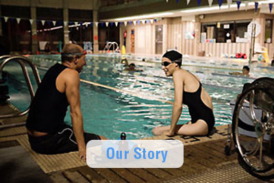 Our Swim School Story