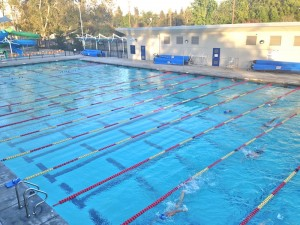 Swim Lessons in Burbank