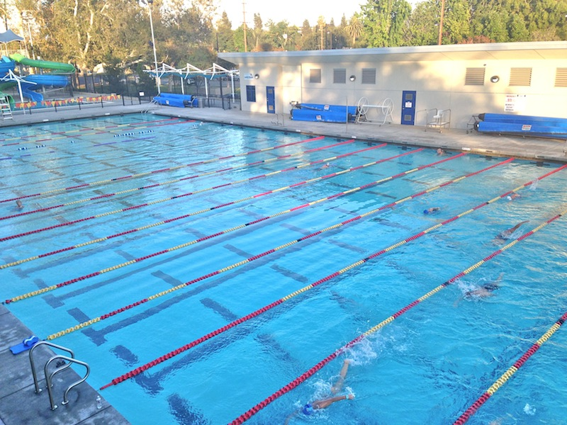 One With The Water We Provide A Comprehensive Program Of Swim Lessons In Burbank Studio City