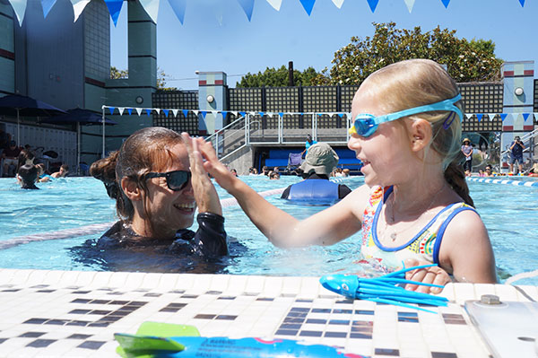 Four Swimming Safety Myths Debunked