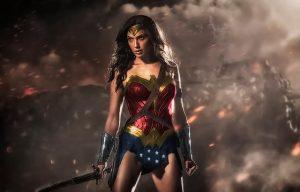 Wonder Woman Strength Training