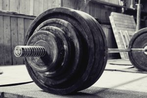 Weight to Weightlessness with Barbell Training