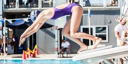 Kids Swim Team Culver City