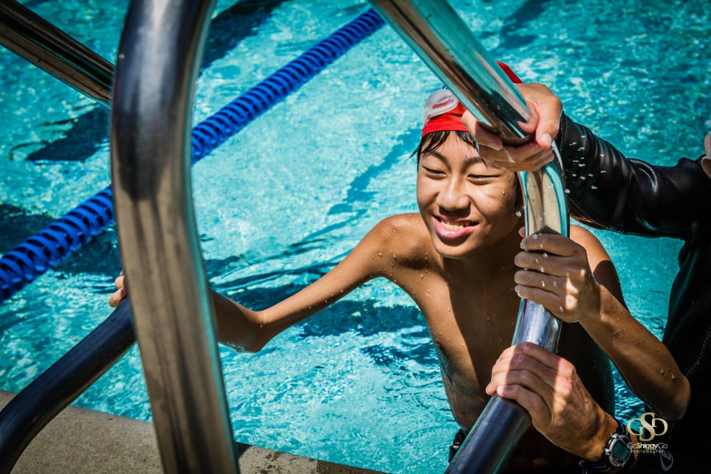 Should your adaptive athlete join a swim team?
