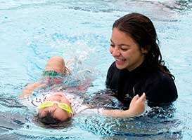 Swim Coaches Training, swim lessons, swimming lessons