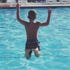 Swimming with ADHD: Part 2