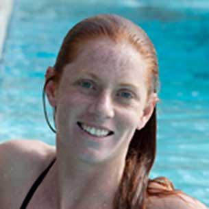 Swim Instructor Lysandra Carter-Aaron