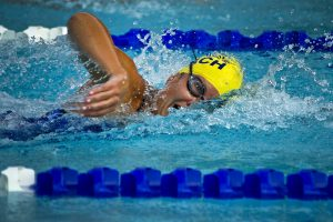 Swim Your Way Out of a Fitness Rut