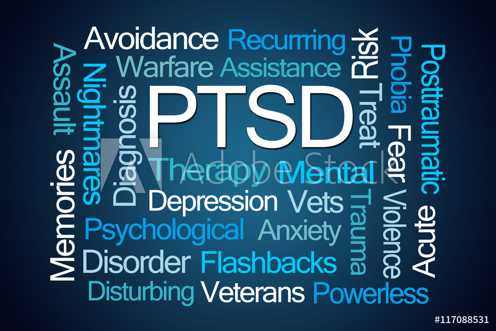 Swimming for PTSD Therapy