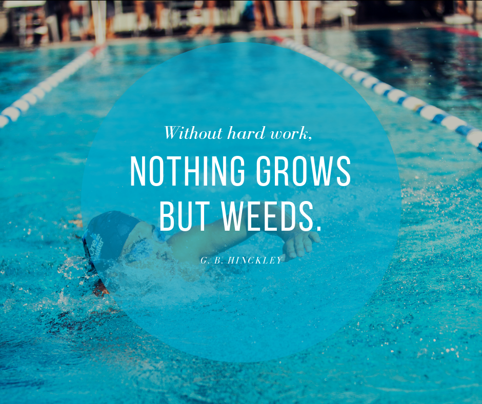 Four Invaluable Life Skills Learned From Swimming