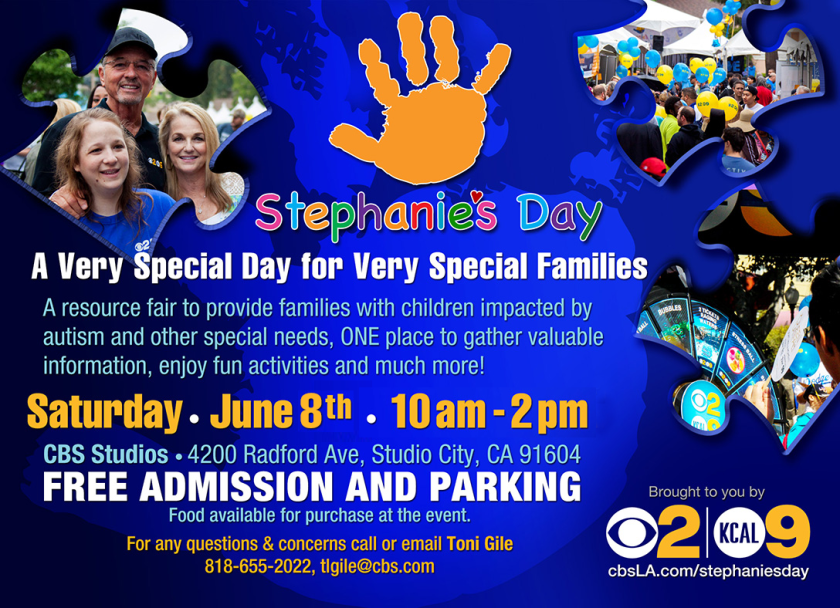 Stephanie's Day 2019: Save the date!