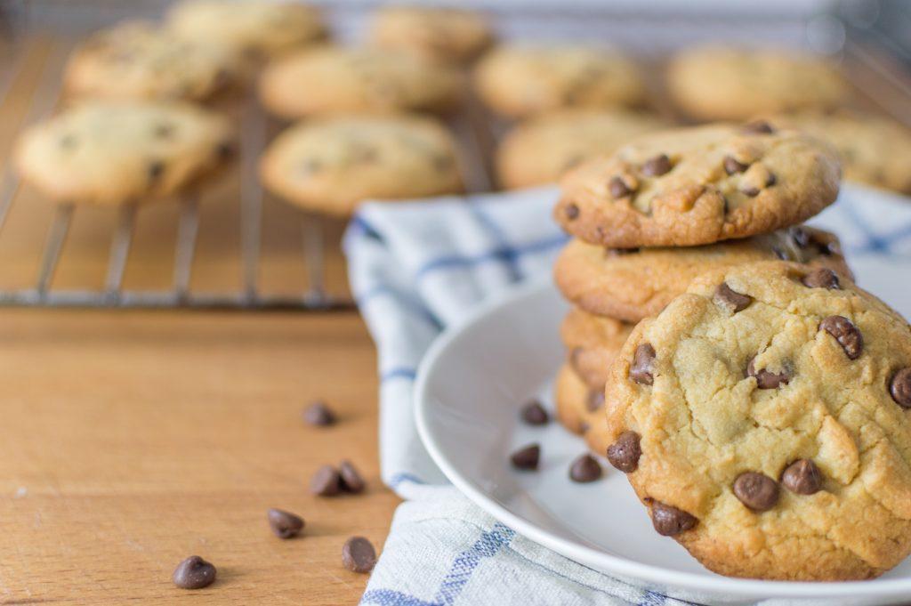 Reasons To Swim: This Chocolate Chip Cookie Recipe