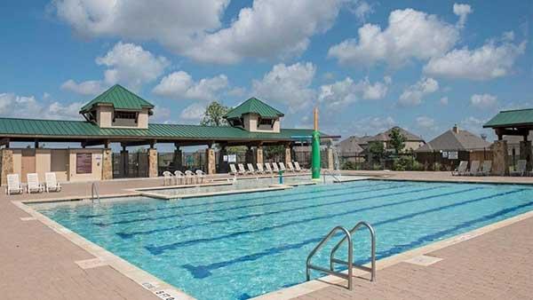 Siena South Pool Round Rock Texas